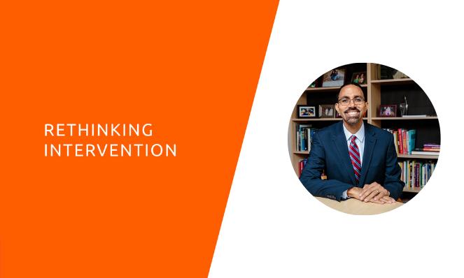 Rethinking Intervention