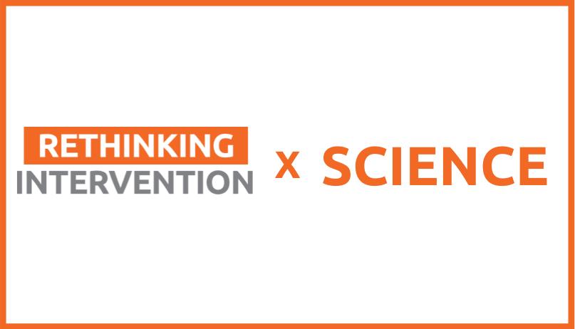 Rethinking Intervention x Science