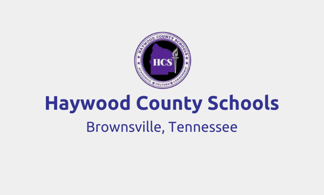 Haywood County Schools, Brownsville, Tennessee